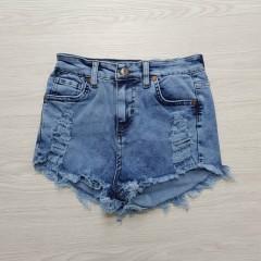 LADY Ladies Turkey Short (BLUE) (26 to 30)
