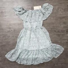 MASS Ladies Turkey Dress (GRAY) (S - M - L - XL)