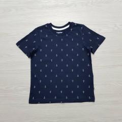 LUPILU Boys T-Shirt (NAVY) (3 to 6 Years)
