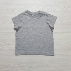LUPILU Boys T-Shirt (GRAY) (18 Months to 6 Years)
