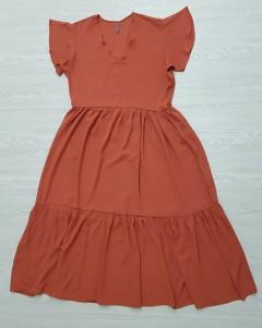 RED QUEEN Ladies Turkey Dress (DARK PINK) (S - M - L)