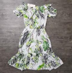 MASS Ladies Turkey Dress (WHITE) (S - M - L)
