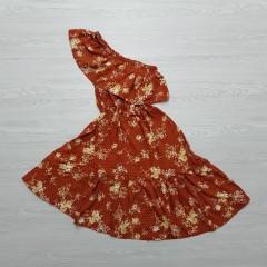 RED QUEEN Ladies Turkey Dress (ORANGE) (S - M - L)