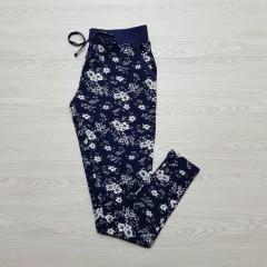 AVENUE Ladies Pyjama (NAVY) (S - M - L - XL)