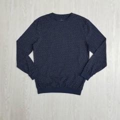 CANDA  Mens Sleeved Shirt (NAVY) (S - L - XL - 3XL)