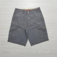 UNIONBAY Mens Cargo Shorts (GRAY) (28 to 40 EURO)