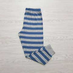 M S Boys Pants (BLUE - GRAY) (5 to 16 Years)