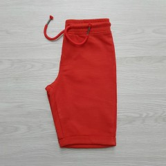 OVS Boys Short (RED) (3 to 10 Years)