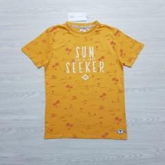 OVS Boys T-Shirt (ORANGE) (10 to 15 Years)