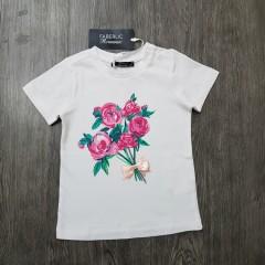 FABERLIC Girls T-Shirt (WHITE) (104 to 140 CM)