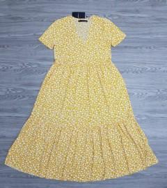 SFERA Ladies Dress (YELLOW) (S - M - L)