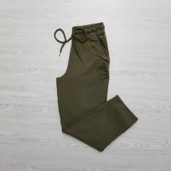 AMISU Ladies Pants (GREEN) (XS - S - M - L - XL - XXL)