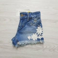TERRANOVA Girls Short Jeans (BLUE) (3 to 14 Years)