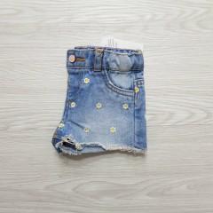 TERRANOVA Girls Short Jeans (BLUE) (3 to 36 Months)