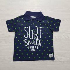 TOTHE BEACH Boys Polo Shirt (NAVY) (92 to 128 CM)