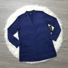 LILI MAGAN Ladies Shirt (DARK BLUE) (S - M - L - XL - XXL)