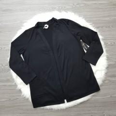 LILI MAGAN Ladies Shirt (BLACK) (S - M - L - XL - XXL)
