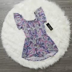 LILI MAGAN Ladies Dress (MULTI COLOR) (S - M - L - XL )
