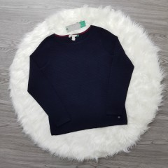 SPRIT ORGANIC Ladies Sweater (NAVY) (XS - S - M - L - XL - XXL)