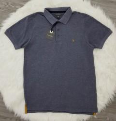 VAN HEUSEN Mens Polo Shirt (DARK GRAY) (XS - S - M - L)