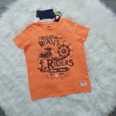 GAASTRA Boys T-Shirt (ORANGE) (98 to 176 CM)