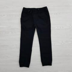 WONDER NATION Boys Pants ( BLACK) (4 to 12 Years )