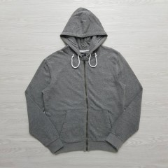 MAX Mens Hoody (GRAY) ( M - XXL - 3XL)