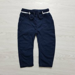 NUTMEG Boys Long Pants  (NAVY) (1 to 6 Years)