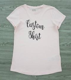 FSBN SISTER Ladies T-Shirt (LIGHT PINK) (XXS - XS S - M - L - XL)