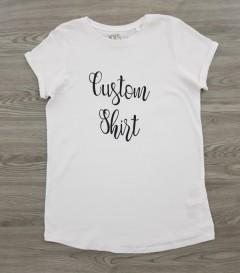 FSBN SISTER Ladies T-Shirt (WHITE) (XXS - XS - M - XL)