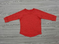 NEXT8.2 Boys T-Shirt (RED) (12  Month to 4 Years)