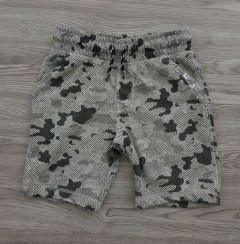 F&F Boys Shorty (GRAY) (4 to 13 Years)