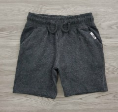 F&F Boys Shorty (GRAY) (4 to 15 Years)