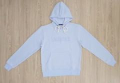 SALTROCK Mens Hoodie (LIGHT BLUE) (S - M - L - XL - XXL)