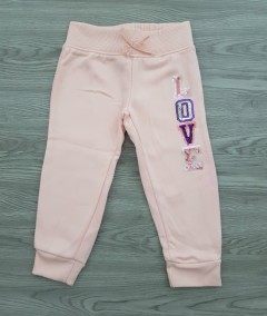 LOVE Girls Pants (LIGHT PINK) (3 to 6 Years)