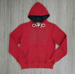 SALTROCK Ladies Hoodie (RED) (S - M - L - XL - XXL)