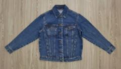 VERO MODA Ladies Jean Jacket (BLUE) (XS - S - M - L - XL)