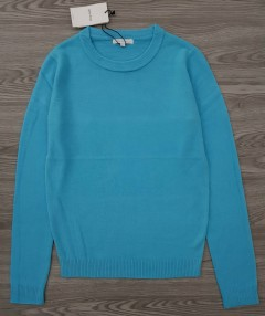 FISHER FIELD Ladis Sweat Shirt (BLUE) (XS - S - M - L - XL)