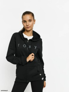 ROXY Ladies Hoody (BLACK) (XS - S - M - L - XL)