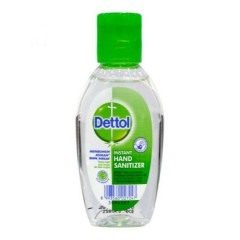 DETTOL Instant Hand Sanitizer 50ml  (Exp: 06.2022) (K8)