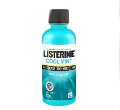 LISTERINE Antiseptic Mouthwash Cool Mint 100Ml (Exp: 09.2021) (K8)