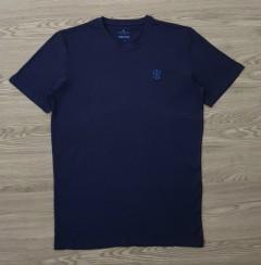 TOM TAILOR Mens T-Shirt (NAVY) (S - M - L - XL - XXL - 3XL)