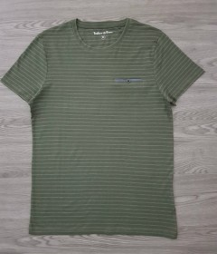 TAILOR AND SON Mens T-Shirt (GREEN) (M - L - XL - XXL - 3XL)