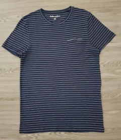 TAILOR AND SON Mens T-Shirt (NAVY) (M - L - XL - XXL - 3XL)