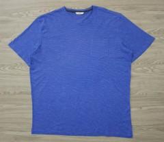 TOM TAILOR Mens T-Shirt (BLUE) (S - M - L - XL - XXL - 3XL)