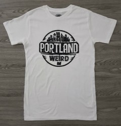 I CLUB Mens T-Shirt (WHITE) (S - L - XL -XXL)