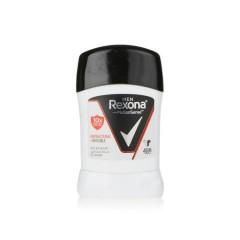 REXONA Men Antiperspirant Stick Antibacterial + Invisible 40G (Exp: 01.07.2022)