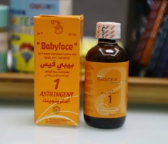 RDL Baby face Astringent  with Melawhite 60ml - No.1 (K8)