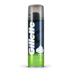 Gillette Lemon Lime Shave Foam 200ml (K8)