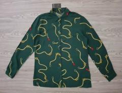 ESMARA Ladies Shirt (GREEN) (36 to 42 EUR)